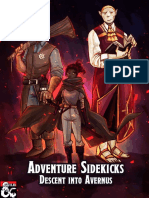 Adventure Sidekicks - Descent into Avernus