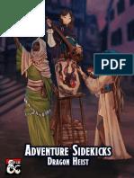 Adventure Sidekicks - Dragon Heist