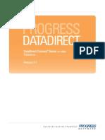 DataDirect drivers odbcref
