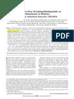 2003_Mogensen_Effect of Low-Dose Perindopril-Indapamide on Albuminuria in Diabetes-PREterax in Albuminuria Regression_PREMIER