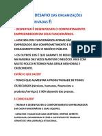 PROJETO GESTÃO DE PESSOAS 3