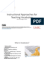 20191120_MOOCModule4_ InstructionalApproachesforTeachingVocabulary