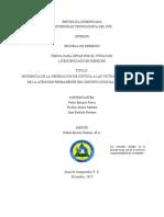 TESIS-DENEGACION DE JUSTICIA ANTE LA ATENCION PERMANENTE (DERECHO)