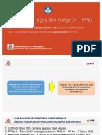Optimalisasi Tugas dan Fungsi JF – PPBJ (Penyetaraan dan inpassing)