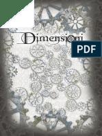 Dimensioni Manuale Base