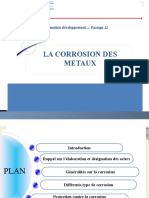 La Corrosion Et Protection