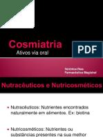 Aula - Cosmiatria - ativos via oral-1