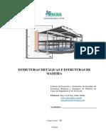 Apostila de Estruturas de Madeira e Estruturas Metálicas