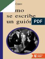 Cómo Se Escribe Un Guión - Michel Chion