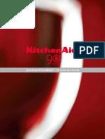 Stand mixer cookbook FR
