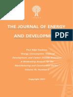 """Energy Consumption, Financial Development, and Carbon Dioxide Emissions"