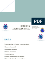 Demência_Abordagem Geral