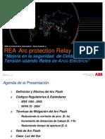 Presentación  Relé Arc Flash