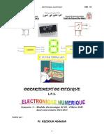 Electronique S3 SMI
