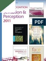 Sensação e Percepção