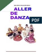 DANZA SEGUNDO EGB