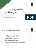 Folien_Einführung in die Lexikologie_Aehnlich