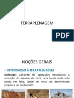 Aula 2_Parte 1_Infraestrutura e Estradas_Introdução a Terraplenagem