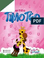 Nuevo Libro Timoteo Caratula