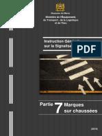 Partie 7- Marques Sur Chaussees