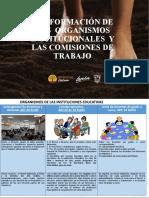 ORGANISMOS INSTITUCIONALES - PCA
