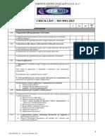 CHECK LIST ISO 9001_2015