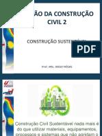 CONSTRUÇÃO SUSTENTÁVEL (final)