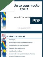 GESTÃO DE PROJETOS (COMPLETO) - 2017