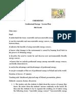 Geothermal energy - Chemistry