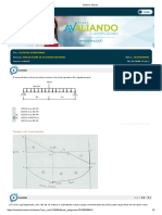 Avaliando aprendizado estacio sistemas estruturais 123
