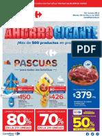 Folleto Market Buenos Aires 25.03