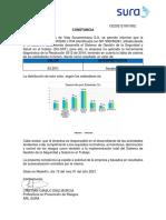 2. Certificado de Estandares Mínimos Res 0312 de 2019 1 TEG SEGURIDAD