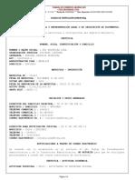 5. CERTIFICADO DE EXISTENCIA Y REPRESENTACION LEGAL