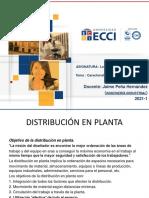 I. Características  y Tipo de Diseño de Instalaciones Industriales