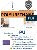 Polyuréthane 2020