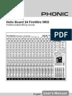 Helix Board 24 FireWire MKII