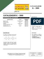 CATALIZADOR_k2000_HOJA_TECNICA