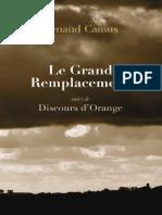 Camus Renaud-Le Grand Remplacement
