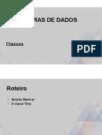 2a. Semana - A.04 - Estruturas de dados, Classes -Slide - Copia