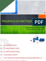 2.Pharmacocinétique