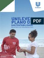relatorio sustentabilida unilever