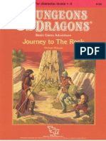 D&D - Journey to the Rock