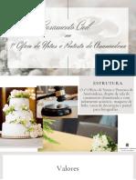 Apresentação - Casamento Civil