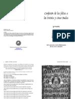 Postraciones-a-los-35-Budas, Sutra de las Tres Cúmulos
