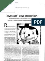 ABI- Investors' best protection