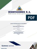 Sustentación Presentacion Empresarial DRA-sistemas integrados