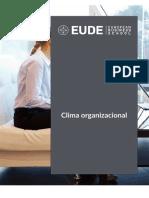 3- Organización Interna de La Empresa. Clima Organizacional