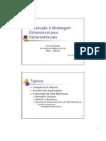 08 - DW - Modelagem Dimensional para Datawarehouses