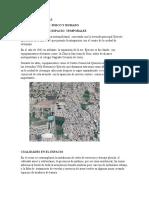 Analisis Formal de La Av. Metropolitana- Arequipa