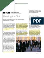 Healing the Sick - Dallin H. Oaks
